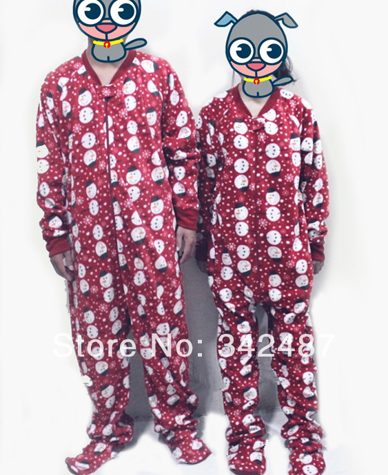 Compare Prices on Adult Size Footed Pajamas- Online Shopping/Buy ...