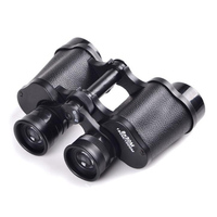 8x30 Wide Angle Telescope Low Night Vision HD Full Metal Body Binoculars for Bird Watching Travelling Hunting Camping