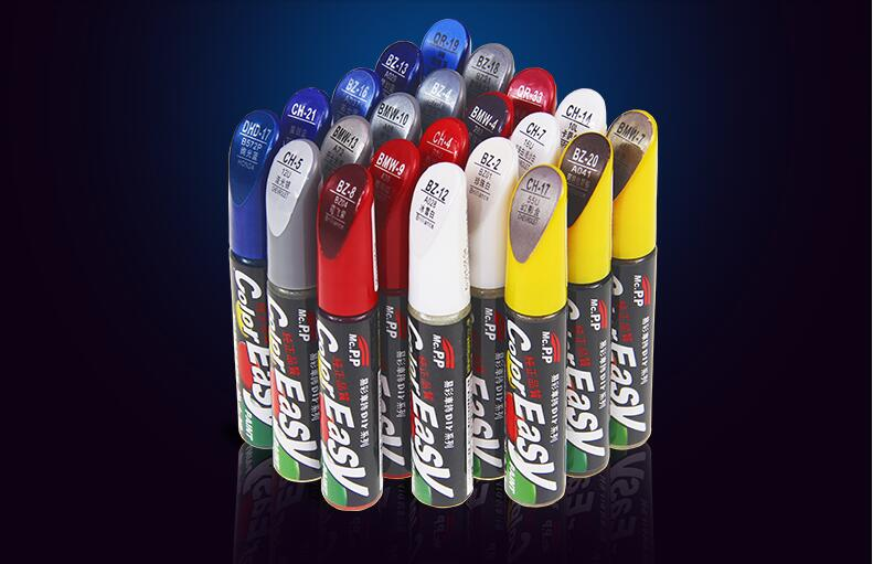 Car Scratch Repair Pen, Auto Paint Pen For Mazda 2,mazda 3,5,mazda 6,8,cx 5 Cx-7 Cx-3,car Painting Pen