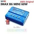 100% оригинал SKYRC IMAX B6 мини 60 Вт 5 Вт макс баланс зарядное устройство разрядка ж/разъем зарядный кабель для RC вертолетный Липо батарея