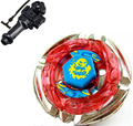 Best Birthday Gift STORM AQUARIO SUPER C AUOARIO Masters 4D fang leone Beyblade BB-37 Metal fusion set Fury Launchers spin produ