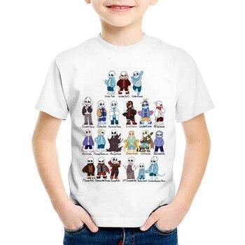 b25dd62ee Camisetas divertidas para niños, camisetas de verano para niños, camisetas  informales para niños y niñas, HKP1751
