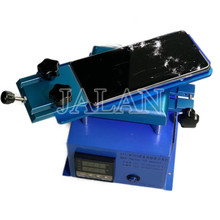 JALAN Universal in frame heating lcd separate machine for Samsung s10 plus Note 9 8 inframe glue cleaning glass separating tool