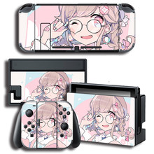High Quality Vinyl Screen Sticker For Nintend Switch Skin Stickers Controller Protective For NS Switch(China)