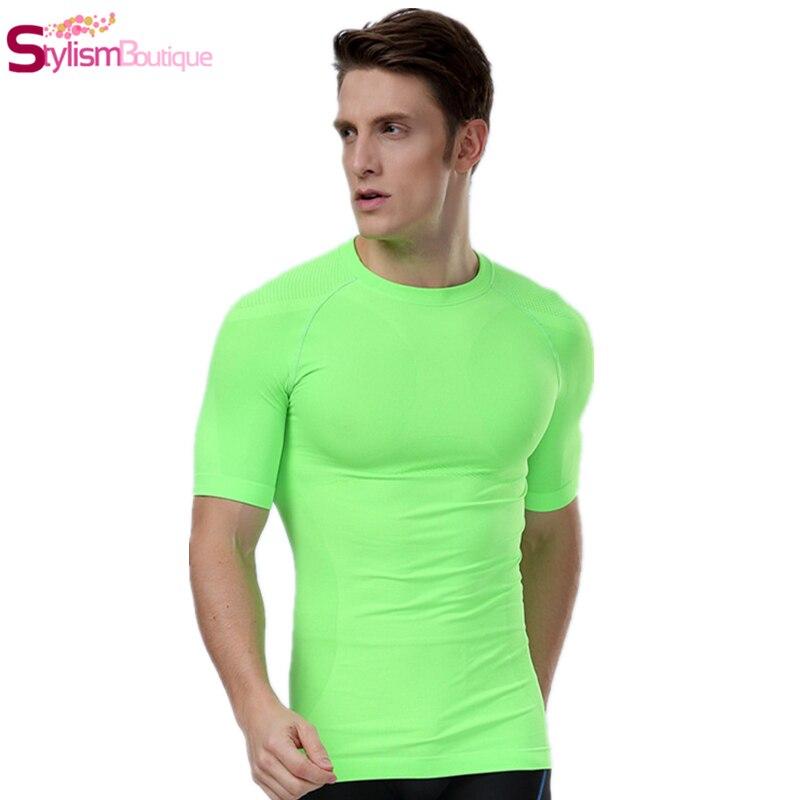 Mens Slimming Shirts