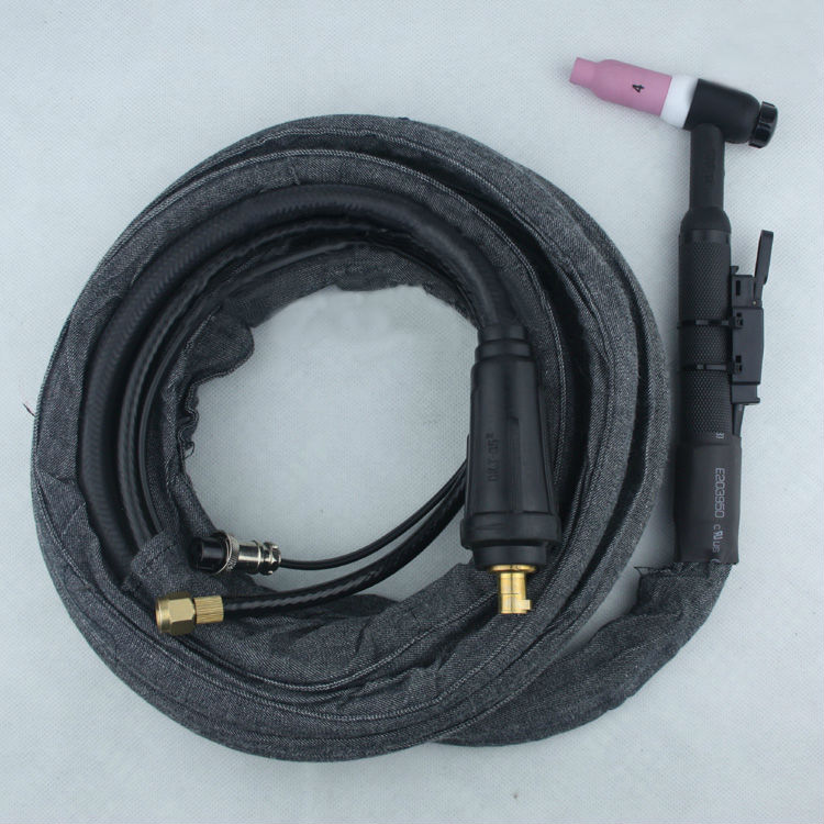 WP17 SR17 8M 26feet gas-electric separation of the plug-in stainless steel argon welding gun hose argon welding gun new 680w sheep wool clipper electric sheep goats shearing clipper shears 1 set 13 straight tooth blade comb
