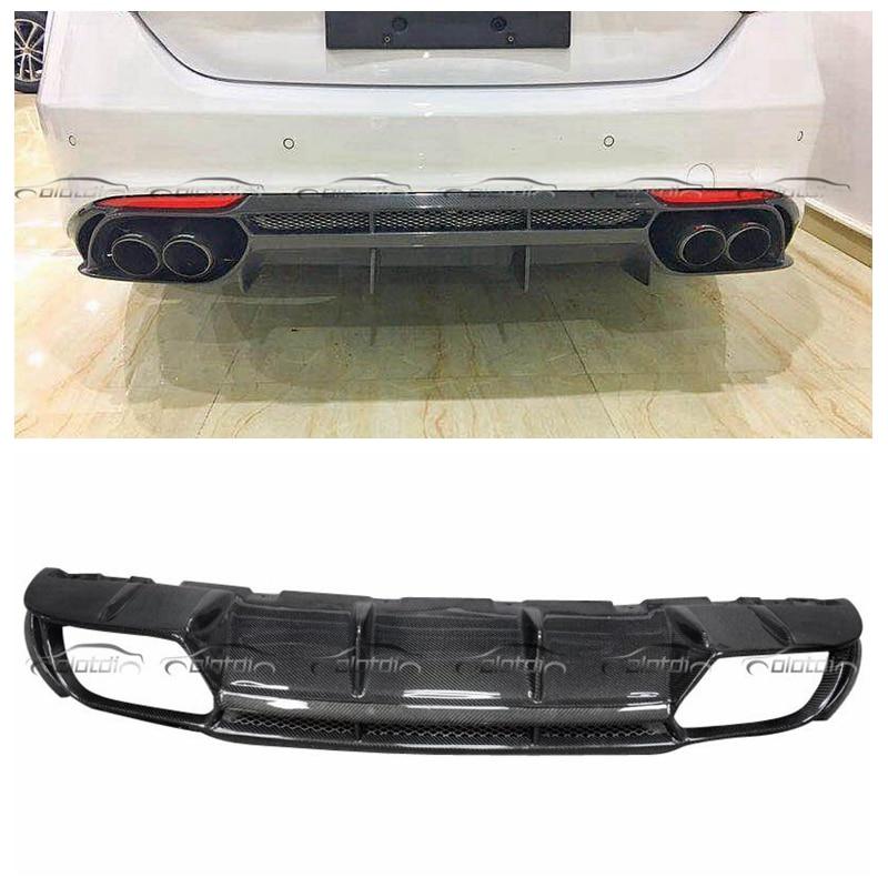 OLOTDI For Alfa Romeo Giulia Carbon Fiber Car Body Kit