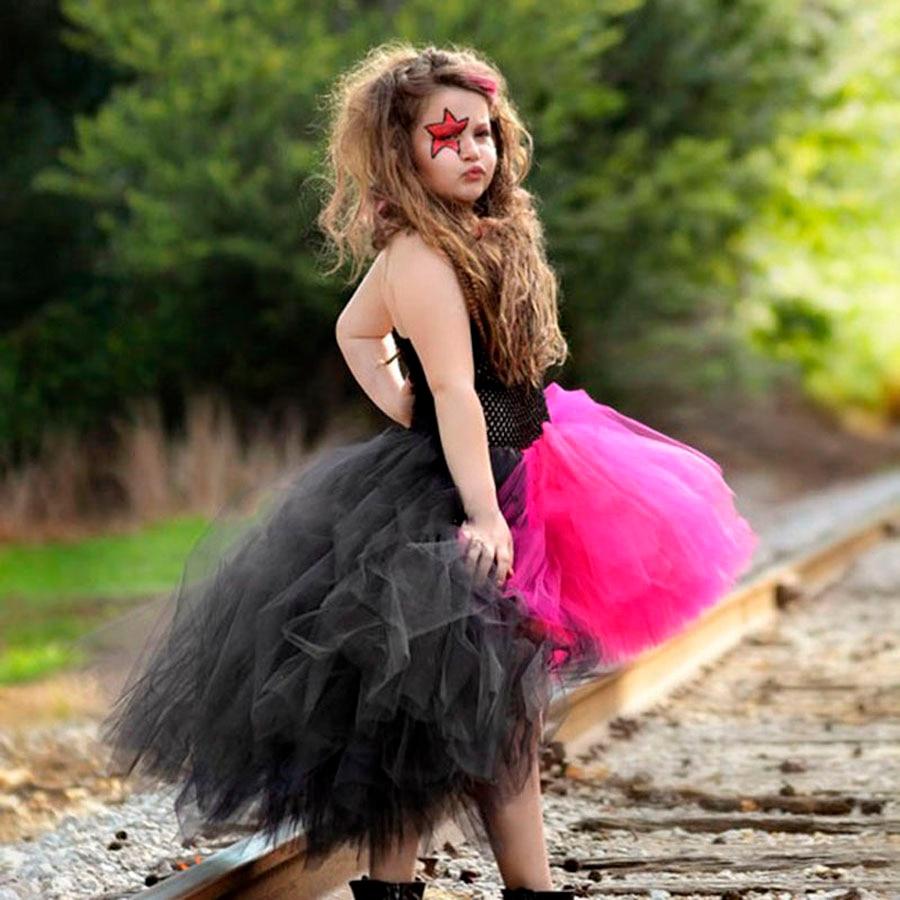 Aliexpress.com : Buy Rockstar Queen Girls Dress Christmas ...
