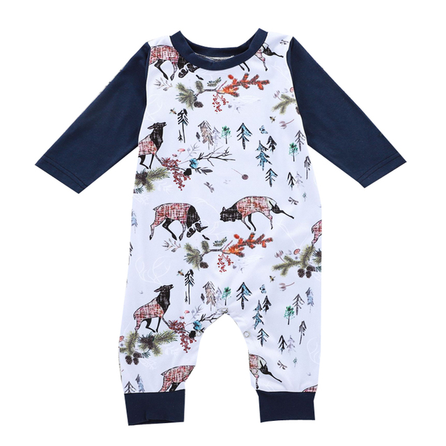 de6f6069a45b Floral Pig Baby Clothes Spring Autumn Newborn Baby Infant Long ...