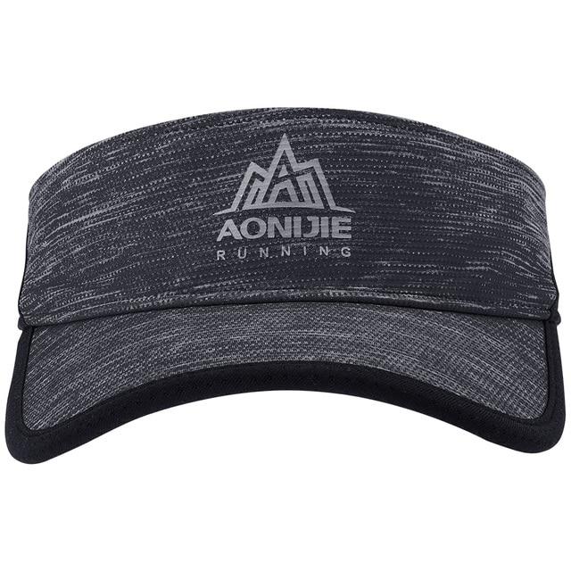 AONIJIE E4080 Summer Sun Visor Cap Hat Adjustable Strap Anti UV Quick Dry Lightweight 2