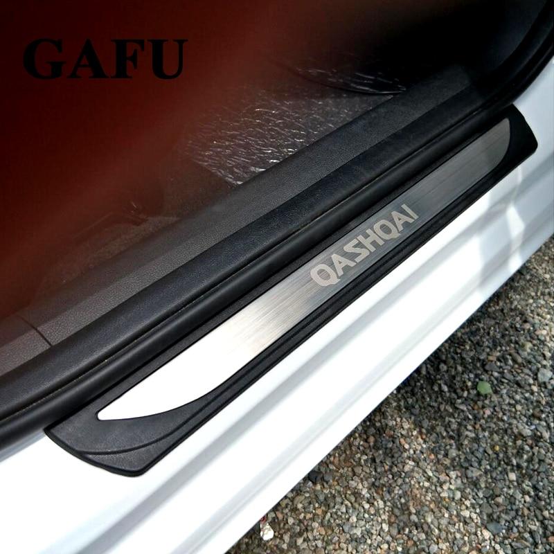 Beste Koop Voor Nissan Qashqai J11 Accessoires Instaplijsten