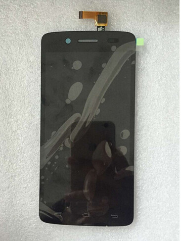Prestigio MultiPhone Pap 5507 Pap5507 Duo Lcd display Touch Screen Digitizer assembly Pap 5507 lcd