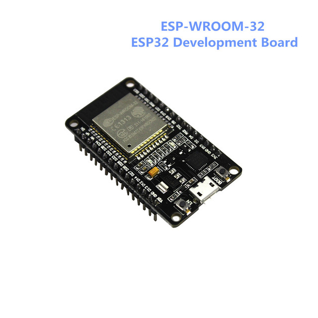 ESP32 Development Board WiFi+Bluetooth Ultra-Low Power Consumption Dual Core ESP-32 ESP-32S ESP 32 ESP8266