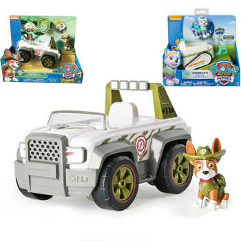 OPP box! Genuine Paw Patrol everest tracker Ryders Rescue ATV Vehicle and Poseable Ryder Figure Thru 8 / kids birthday toy - Category 🛒 Toys & Hobbies