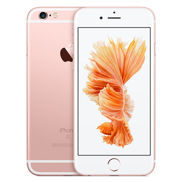 "Unlocked Apple iPhone 6S Plus 2GB RAM 16/64/128GB ROM 4.7""&5.5"" Dual Core 12.0MP Camera 4K Video iOS LTE fingerprint 4"