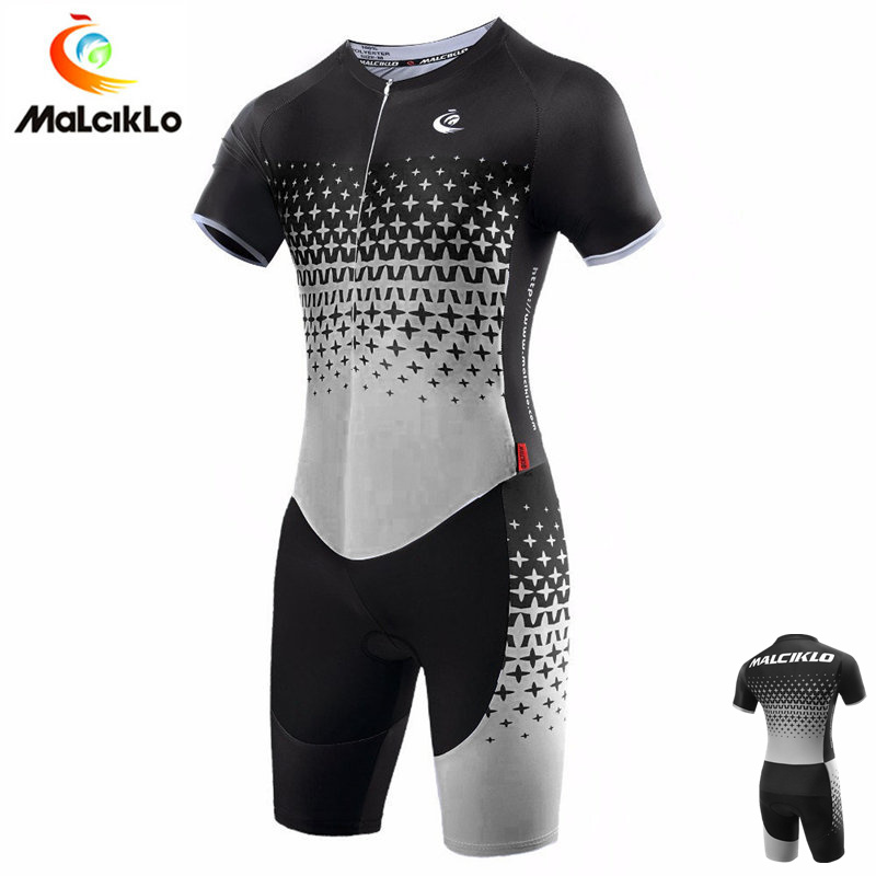 Malciklo High Quality 100 Italy Lycra Pro Fabric Ropa Ciclismo Maillot Cycling Jersey Skinsuit Bike Clothing