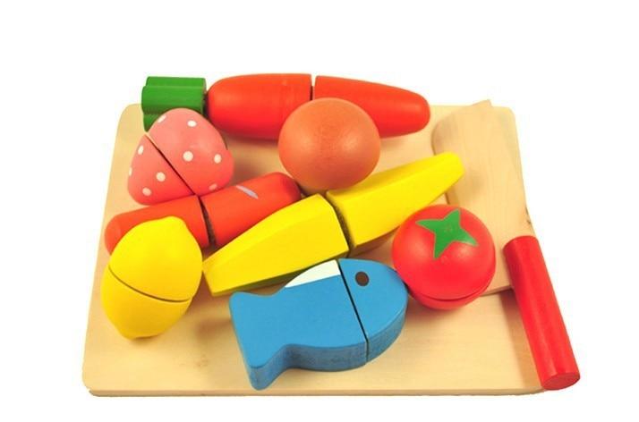 Childrens Wooden Kitchen Sets