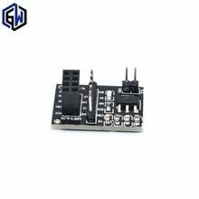 New Socket Adapter plate Board for 8Pin NRF24L01 Wireless Transceive module 51