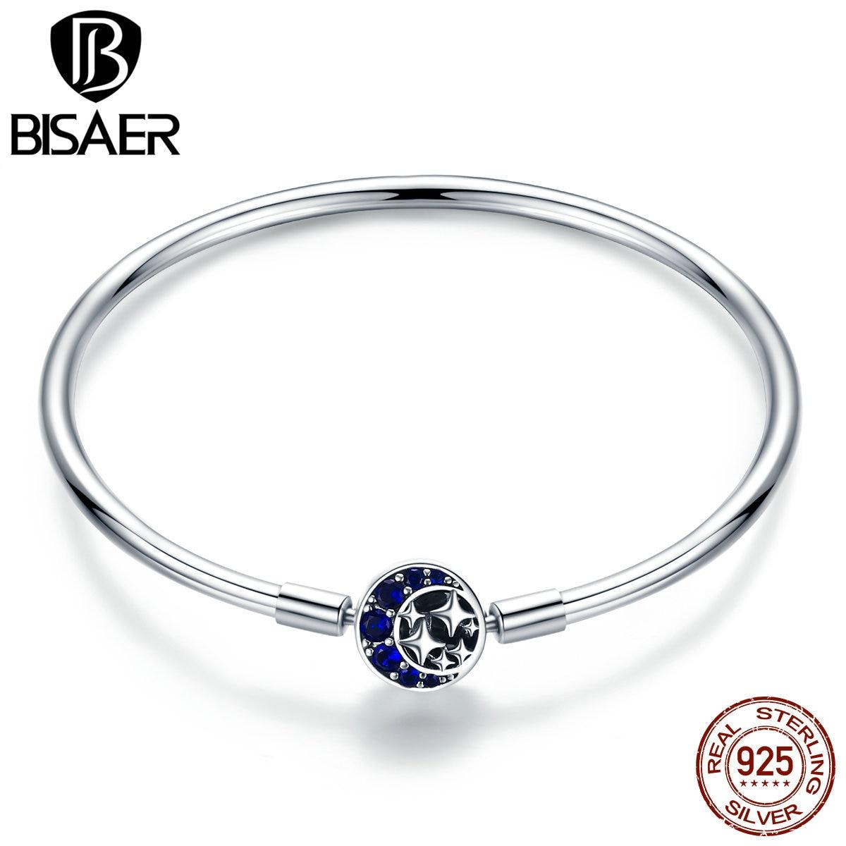 Bracelet Femme 925 Sterling Silver Moon