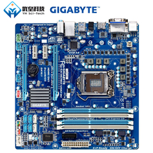 Original Used Desktop Motherboard Gigabyte GA-H67MA-USB3-B3 H67 LGA 1155 Core i7 i5 i3 DDR3 32G SATA3 USB3.0 Micro-ATX free shipping 100% original motherboard for msi h61m e33 b3 ddr3 lga 1155 h61 16gb integrated h61m e33 desktop motherborad
