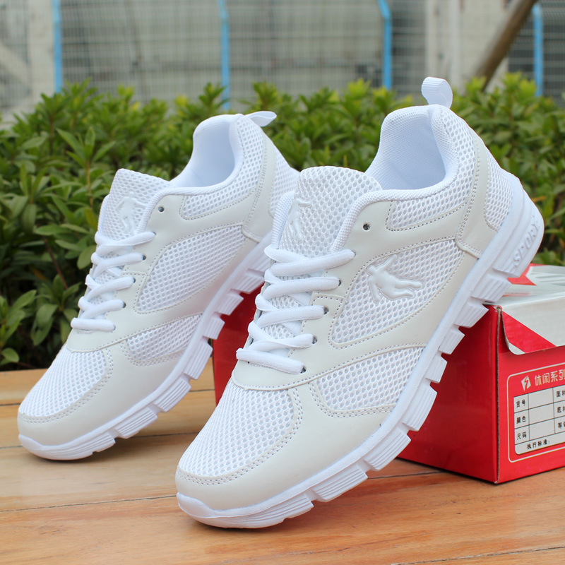 Unisex Running Shoes Outdoor Sneakers 2018 Mesh Breathable Sports Shoes Light zapatillas hombre deportiva Women Running Shoe