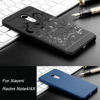 For Xiaomi Redmi Note4 Case Dragon And Business Series High Quality Ultra Thin TPU Protector Back