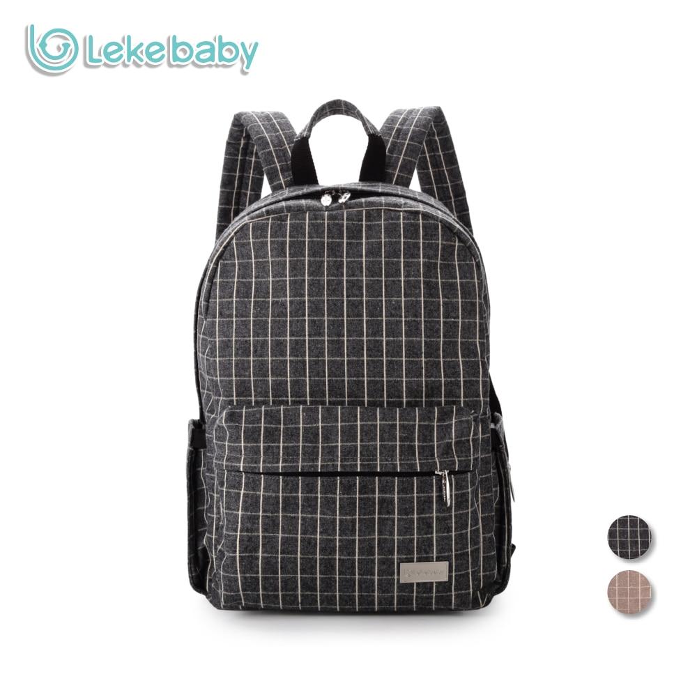 Lekebaby-sac à couches pour bébé | Sacs de voyage pour maman, maman, trousse de rangement à langer pour maman, sac à dos