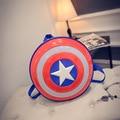 Women Backpack Fashion Flag Summer Printing Backpack Girl Bags Captain America 3 avengers alliance