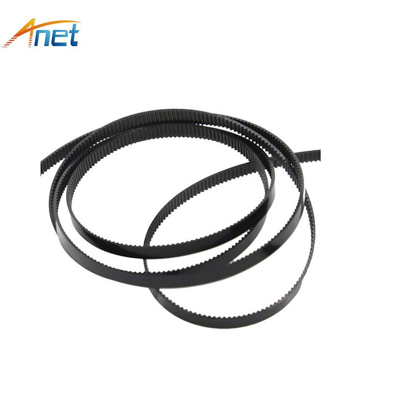 100 Meters GT2-6mm Open Timing Belt Width 6mm GT2 Belt Hermet Belt for 3D Printer Accessories  hictop 5 meters gt2 timing belt for reprap 3d printer prusa i3