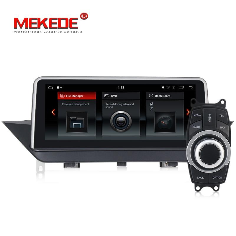 ¡Nueva llegada! ID6 de 2 GB + 32 GB android 7,1 sistema de coche reproductor Multimedia Autoradio para BMW X1 E84 2009-2015 con gps de navegación
