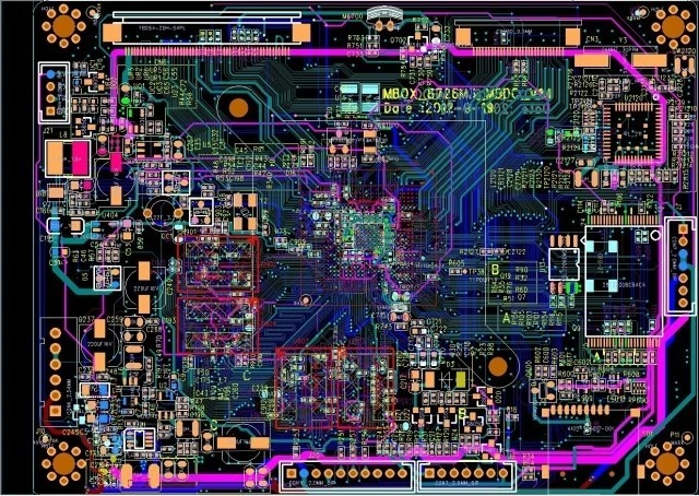 pads logic pcb design-in Other Electronic Components from Electronic ...