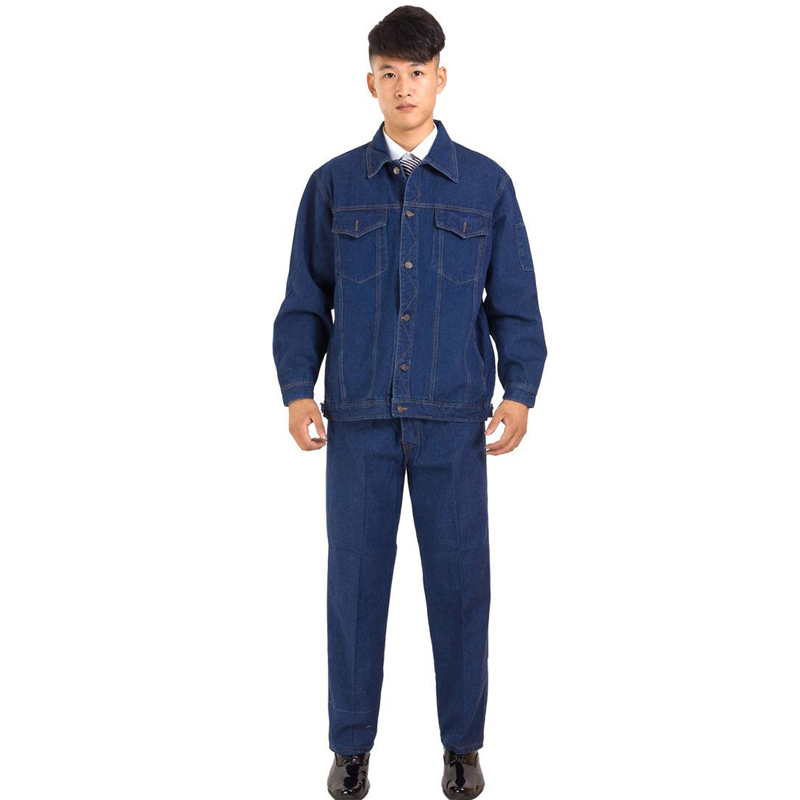 Work Clothing Man Uniform Long Sleeve Coveralls Protective Cloth for Worker Repairman Machine Auto Repair Welding DYF009        Work Clothing Man Uniform Long Sleeve Coveralls Protective Cloth for Worker Repairman Machine Auto Repair Welding DYF009