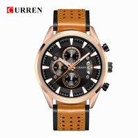 CURREN 2018 Fashion Quartz Watch Men Watches Top Brand Luxury Male Clock Business Mens Wrist Watch Hodinky Relogio Masculino