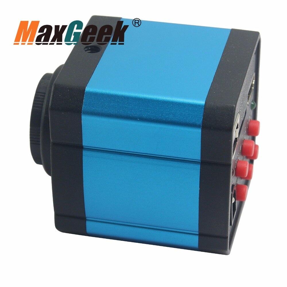 14MP CMOS A Colori Macchina Fotografica C Mount Video Recoder DVR per Digital Video Microscopio Lente di Ingrandimento - 3