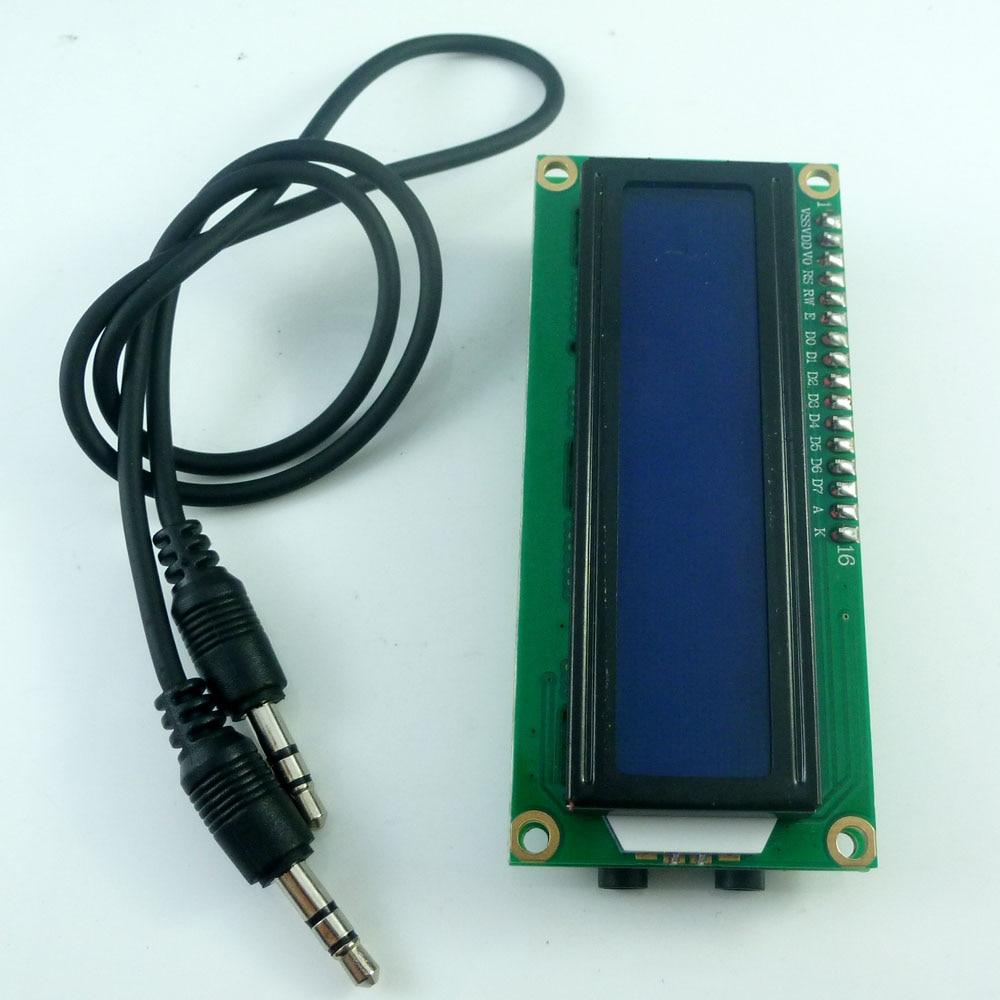 Здесь продается  DTMF Audio Decoding Module, Mobile Phone Key Display Instrument, Dial Code Speech Recognition Intelligent Home Control  Инструменты