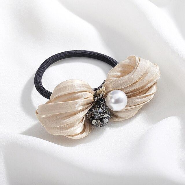 Фото химера лук эластичные резинки для волос жемчужная резинка женщин цена