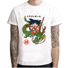 Graphic Dragon Ball Tee Shirts (2019 Models)