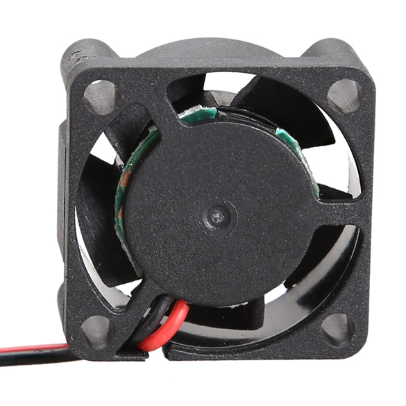 1Pc 2510S 5V Cooler Brushless DC Fan Mini Cooling Radiator 25*10mm computer cooler radiator with heatsink heatpipe cooling fan for hd6970 hd6950 grahics card vga cooler