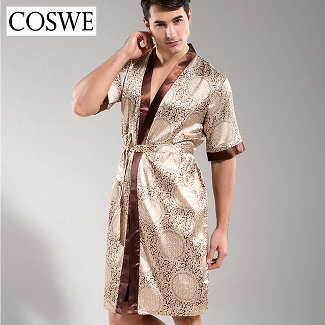 Sexy night dress for men