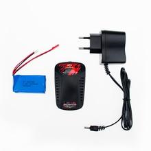 EU plug balance charger 7.4V 1100mah Wltoys A949 A959 A969 A979 K929 LiPo Battery JST plug Part for Wltoys RC Part Wholesale