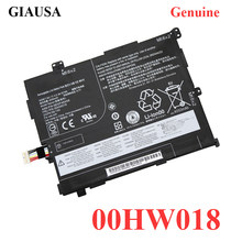 GIAUSA Genuíno 00HW018 bateria para Lenovo SB10F46456 2ICP4/58/140 Série Tablet 00HW016 00HW019