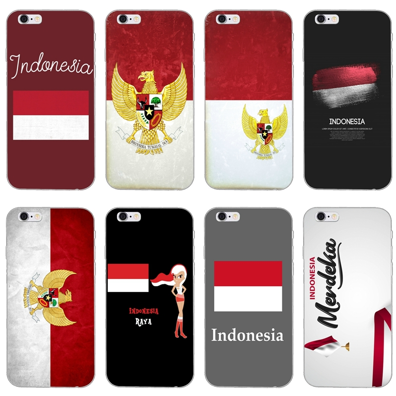Flag Xiaomi Mi Phone-Cover Note Indonesia 3-Case A2 Lite For 8/Se/Pro/.. 5/5s/5x/.. Banner-Pattern