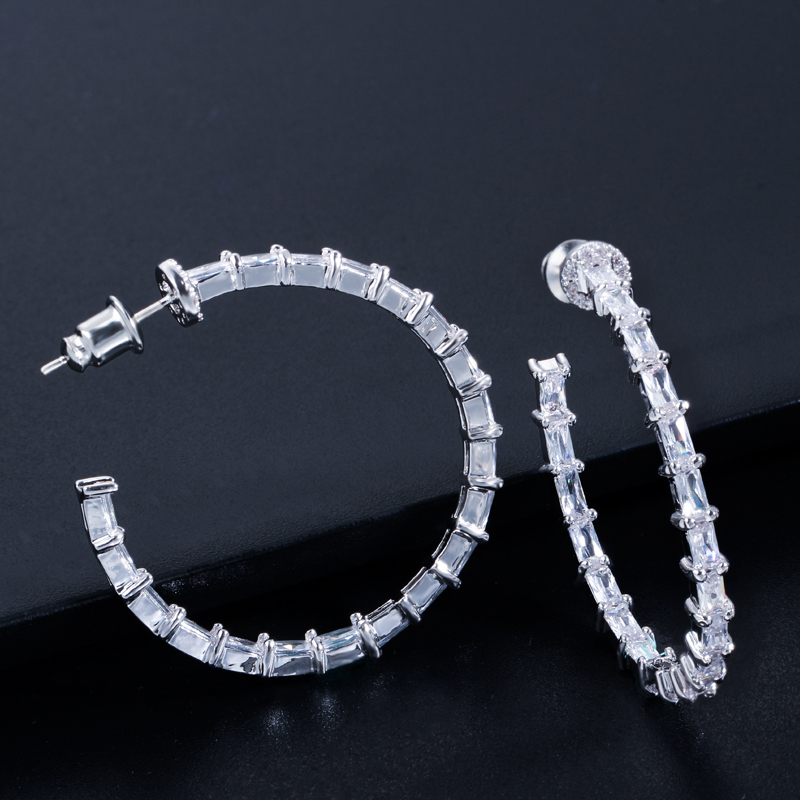 Hook Earrings-AE224 -3