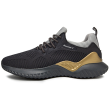 Lovewise Running Shoes For Men Lightweight Air Mesh Comfortable Sports Male Sneakers Motion Control