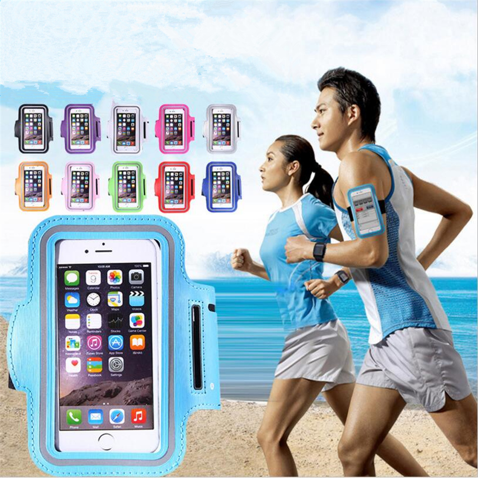 Sport Armband Case Mobile Phone Fashion Holder For Phone On Hand Smartphone Cell Phones Womens Handbags Sports Sling For Mobile Cleaning The Oral Cavity. Storage Baskets