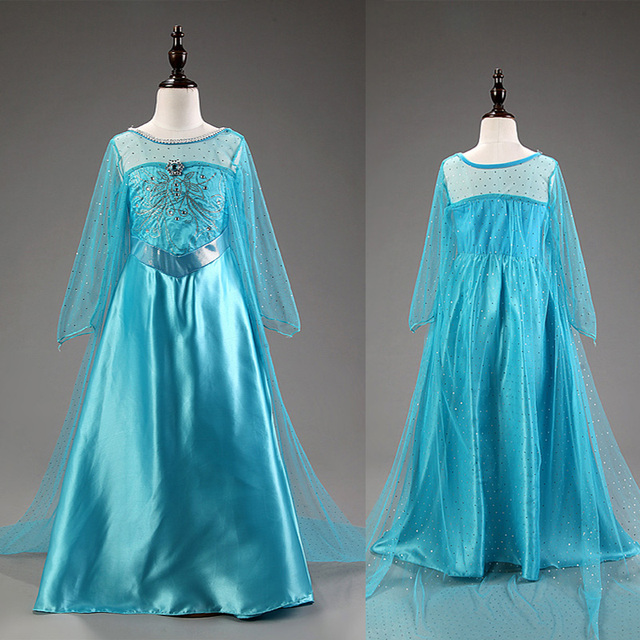 1388afb3996 Милый детский карнавальный костюм принцессы для девочек 3