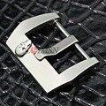 Moda Homens Relógio de Aço Inoxidável Relógio De Prata Do Crânio Fivela de Metal Fecho de Substituição de Alta Qualidade Relojes Hombre K56
