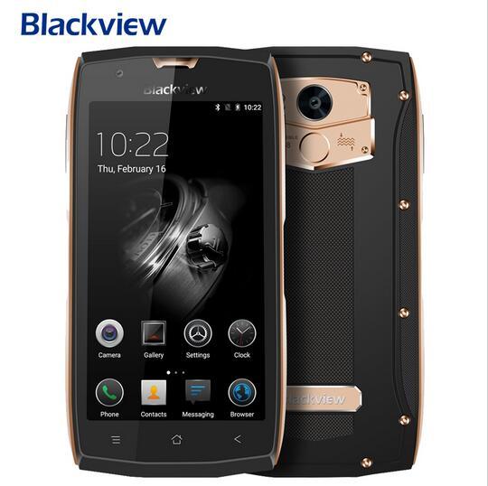 """Цена за Blackview BV7000 Pro Смартфон 4 Г Водонепроницаемый IP68 5.0 """"FHD MT6750T Окта основные Android 6.0 Мобильный Телефон 4 ГБ + 64 ГБ 13MP сотовый телефон"""