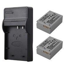 2 шт. 1400 мАч NB-7L NB7L NB 7l Батареи для камеры + USB Зарядное устройство для Canon PowerShot G10 G11 G12 SX30IS Батарея NB-7L nb7l NB 7l