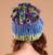 Novas Mulheres Inverno Gorros Chapéu Forrado a Pele de Coelho Rex Verdadeiro Coelho + Pele De Raposa pele de raposa flor top tamanho livre ocasional chapéu das mulheres